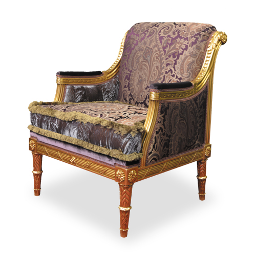 Classical Armchair - Mod. Margaret MGC Mariani